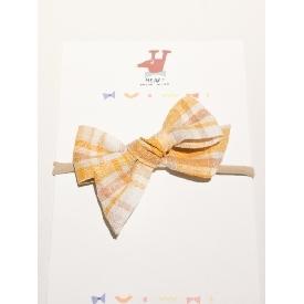 Oversize avery lil'mustard headband