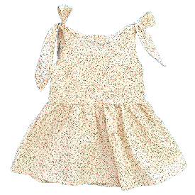 Momoka in baby floral
