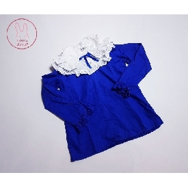 Maria dress - blue
