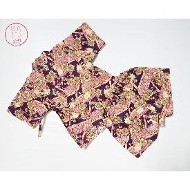 Jinbei - purple