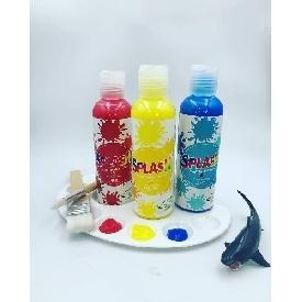 Splash Color Set of 3