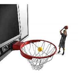 Basketball shooting target