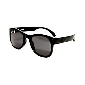 แว่นกันแดดเด็ก ro.sham.bo รุ่น baby สำหรับ 0 - 3 ขวบ สีดำ (bueller)