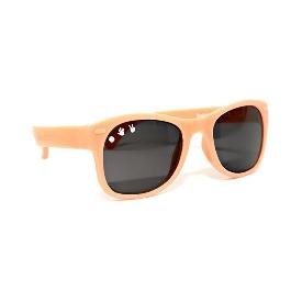 แว่นกันแดดเด็ก ro.sham.bo รุ่น baby สำหรับ 0 - 3 ขวบ สีเนื้อ (ducktales)