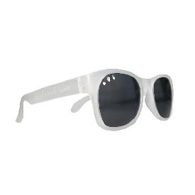 แว่นกันแดดเด็ก ro.sham.bo รุ่น baby สำหรับ 0 - 3 ขวบ สีขาวใส(falcor)