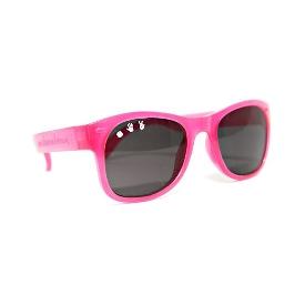 แว่นกันแดดเด็ก ro.sham.bo รุ่น baby สำหรับ 0 - 3 ขวบ  สีชมพู (kelly kapowski)