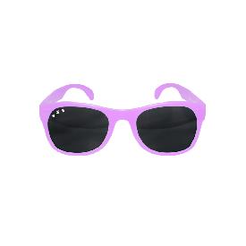 แว่นกันแดดเด็ก ro.sham.bo รุ่น baby สำหรับ 0 - 3 ขวบ  สีม่วง (punky brewster)