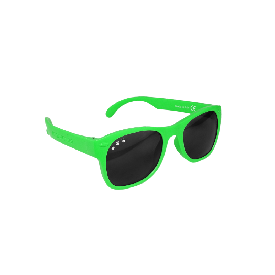 Sunglasses ro.sham.bo Baby shade Bright Green (Slimer)