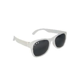 แว่นกันแดดเด็ก ro.sham.bo รุ่น Junior สำหรับ 3 - 8 ขวบ สีขาวใส (Falcor)