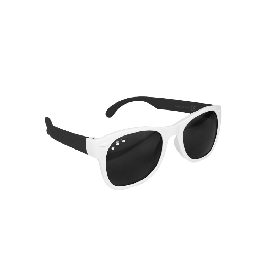 Sunglasses ro.sham.bo Adult shade White/Black XL (Free Willy)