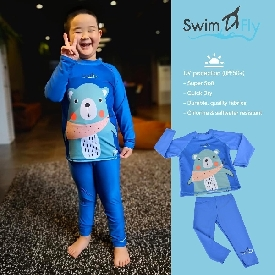 Wetsuits long set -  bear