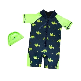 Wetsuits short sleeve spirit - turtle (s-l)