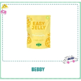 Easy jelly pineapple
