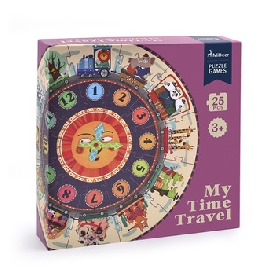 My Time Travel Puzzle 25 pcs