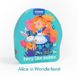Fairy Tale Puzzle-Alice In Wonderworld