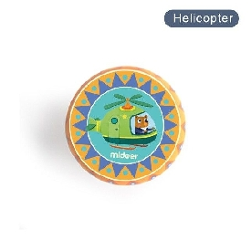 Tin yo yo - helicopter