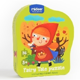 Little red riding hood puzzle 36pcs