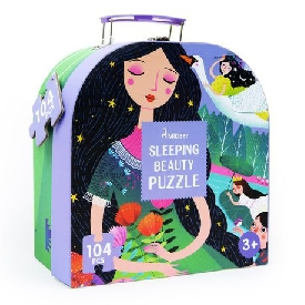Sleeping Beauty Puzzle 104 pcs