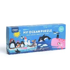 My ocean puzzle 28pcs