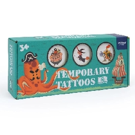 Temporary Tattoo Fantastic voyage