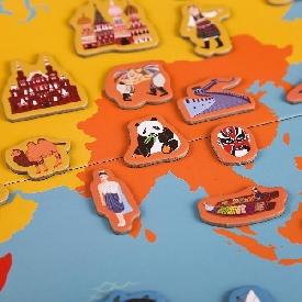 แผนที่โลกมหาสนุก