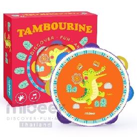 Tambourine crocodile