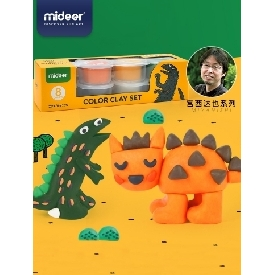 Color clay set
