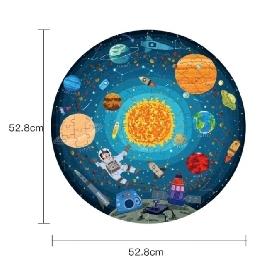 จิ๊กซอระบบสุริยจักรวาล 150 ชิ้น