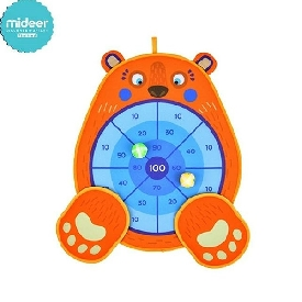 Mideer Fun Dart Game - Bear