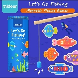 Mideer Go fishing