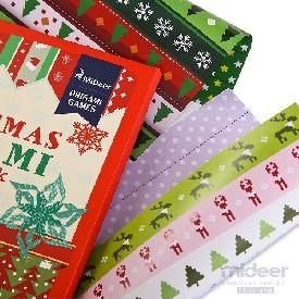ชุดพับกระดาษคริสมาส