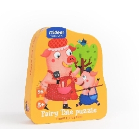 Three Little Pigs Puzzle 36pcs