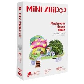 Mini zilipoo mushroom house