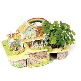 Mini Zilipoo Rainbow House