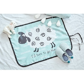 Car Sunshade UV Protection - Sheep Mint
