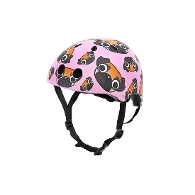 Mini hornit lids pug puppies kids' bicycle helmet
