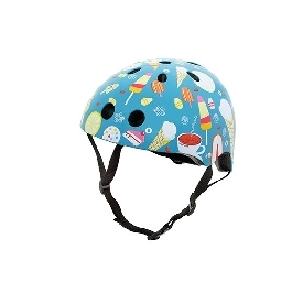Mini Hornit LIDS - Head Candy Kids' Bicycle Helmet