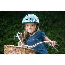 Mini hornit lids head candy kids' bicycle helmet