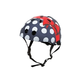 Mini Hornit LIDS Polkas Kids Bicycle Helmet