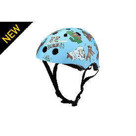 Mini Hornit LIDS - Super Sloth Kids' Bicycle Helmet