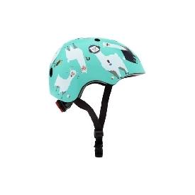 หมวกกันน็อคเด็ก mini hornit ลาย  lazy llama