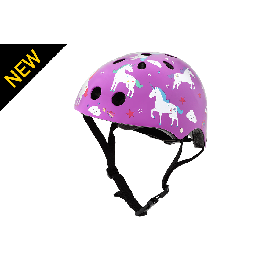 Mini Hornit LIDS - Unicorn Kids' Bicycle Helmet