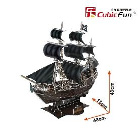 จิ๊กซอว์ 3 มิติ: เรือควีน แอน รีเวนจ์