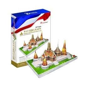 3D Puzzle - Wat Phra Kaew Thailand
