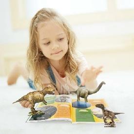 จิ๊กซอว์ 3 มิติ: โลกไดโนเสาร์
