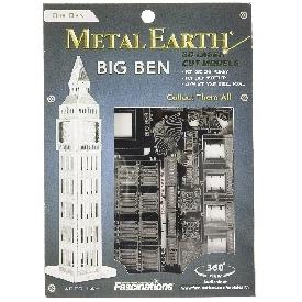 จิ๊กซอว์โลหะ 3 มิติ : big ben