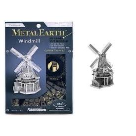 Windmill - metal 3d puzzle