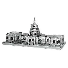 United states capitol - metal 3d puzzle