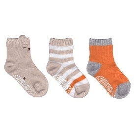 Kids sock - lovely bear set (pack 3 pairs)