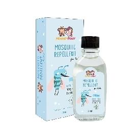 Monkeypony mosquito repellent organic essential oil 30 ml.